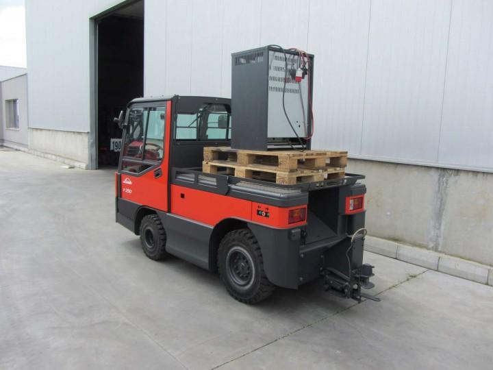 Linde P250  цена € 18,900.00 - 1174829906