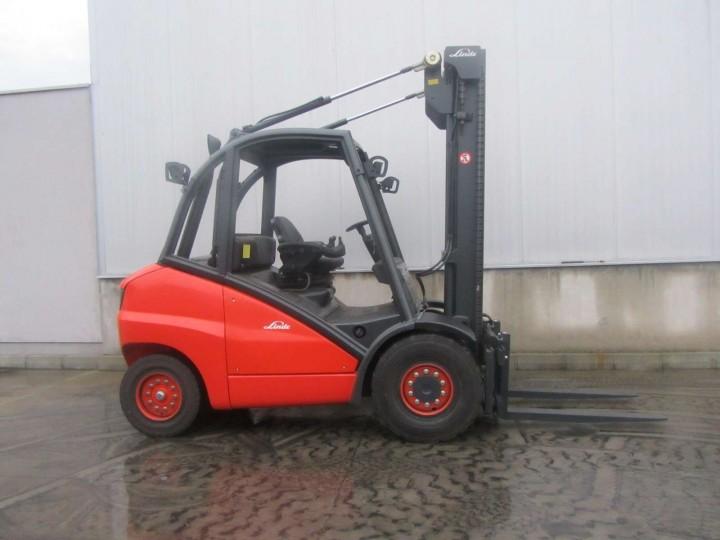 Linde H50D Standart цена € 25,514.00 - 717544821