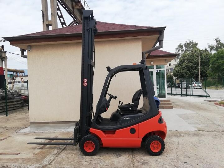 Linde H16T Standart цена €  - 2077025791