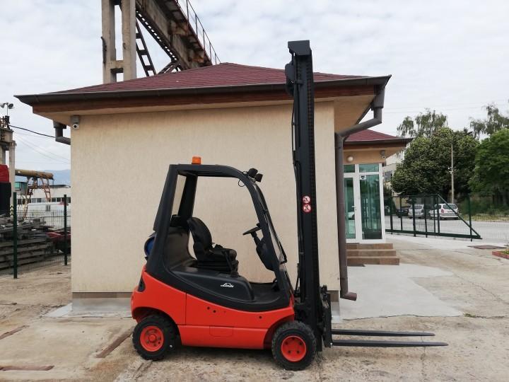 Linde H16T Standart цена €  - 1278996152