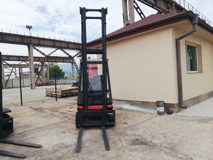 Linde H16T Standart цена €  - 781698934