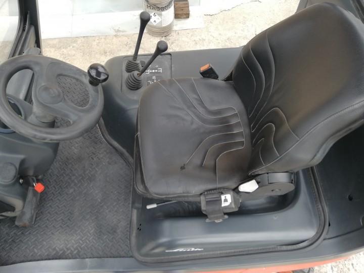 Linde H16T Standart цена €  - 740289527
