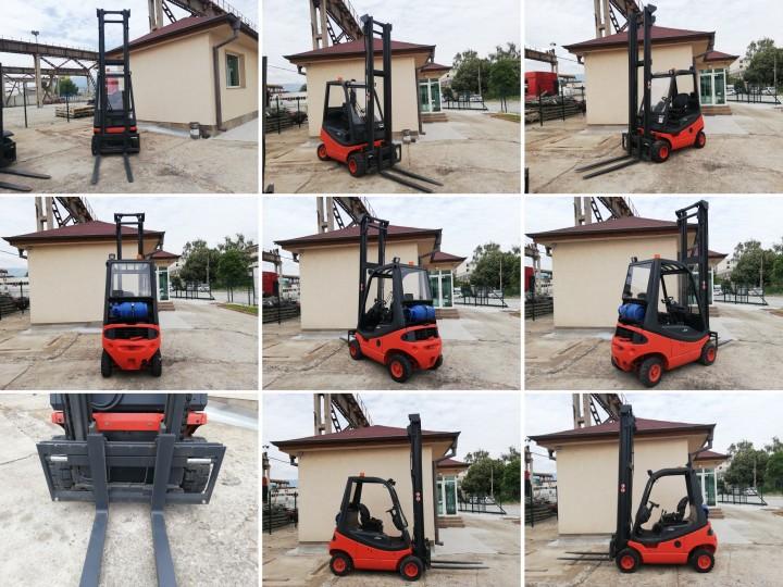 Linde H16T Standart цена €  - 67406762