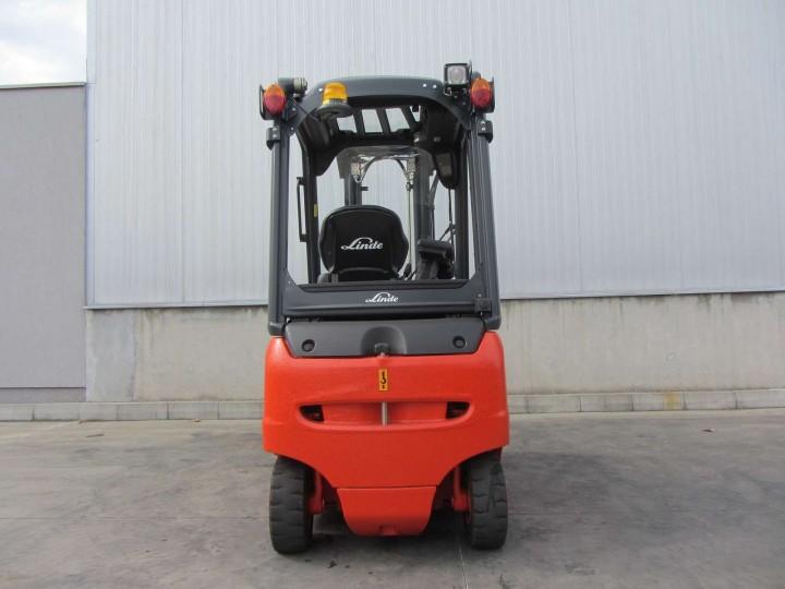 Linde E20 Triplex цена €  - 2075122913