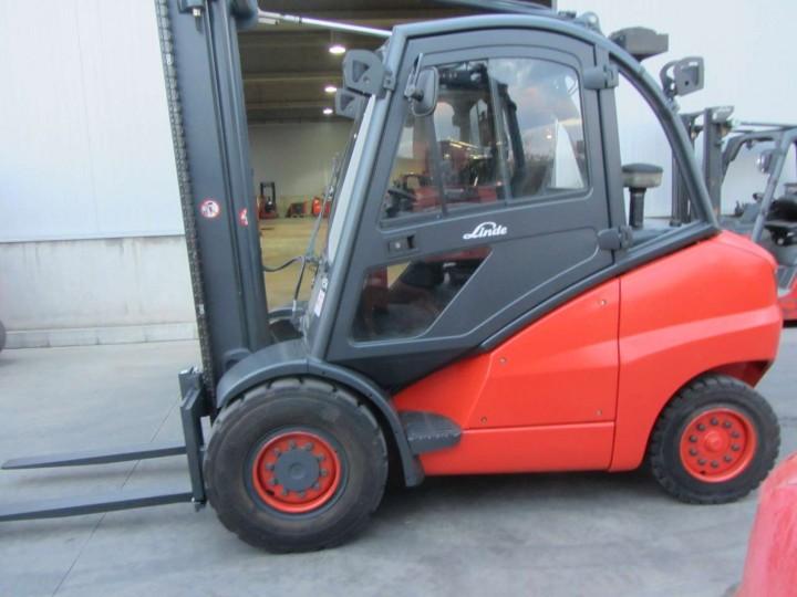 Linde H50D Standart цена € 19,700.00 - 160689076