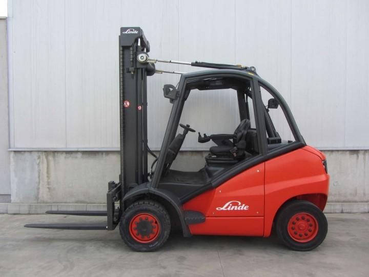 Linde H40D Standart цена € 14,572.00 - 490043787