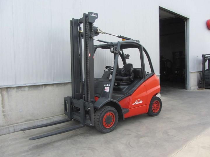 Linde H40D Standart цена € 14,572.00 - 1389865732
