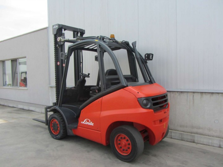 Linde H40D Standart цена €  - 905967053