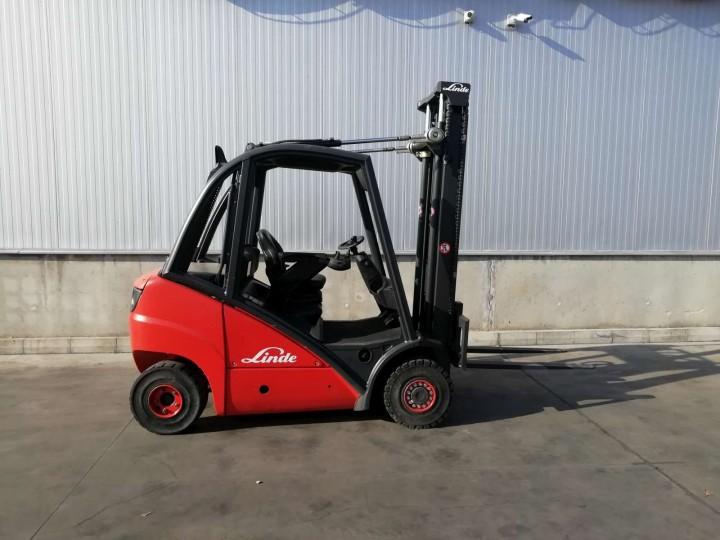 Linde H20D Standart цена € 11,250.00 - 1258505849