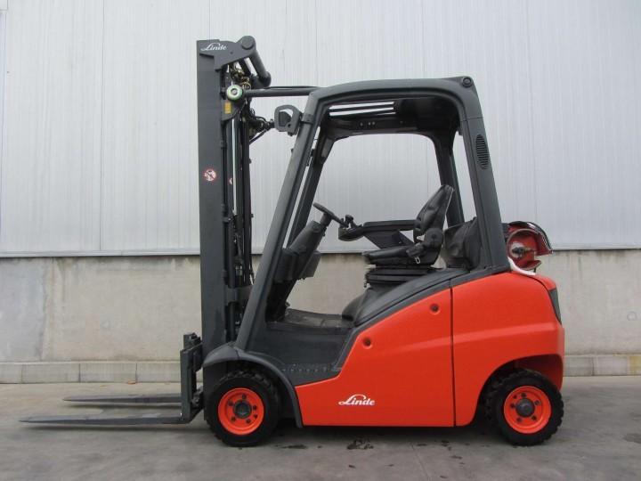 Linde H18T Triplex цена €  - 1809106599
