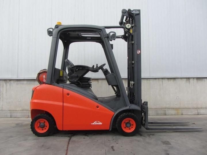Linde H18T Triplex цена €  - 682087822
