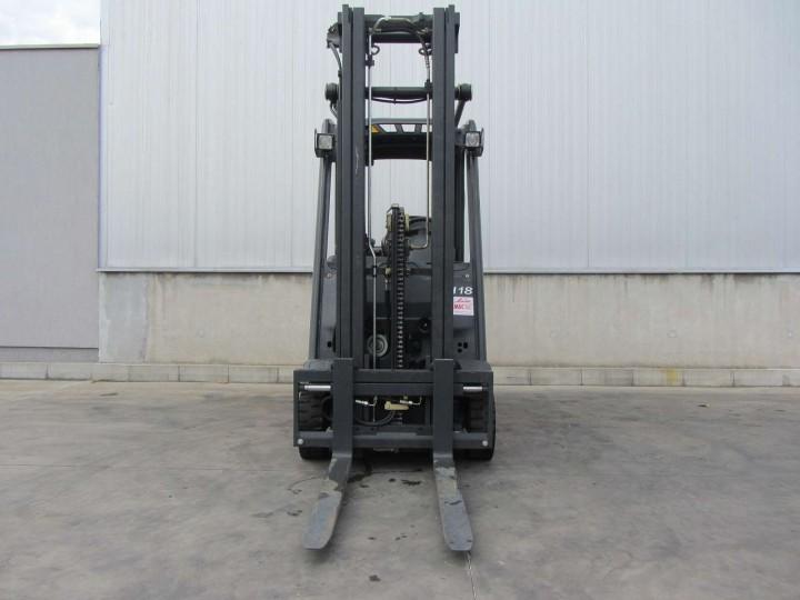 Linde H18T Triplex цена €  - 295608189