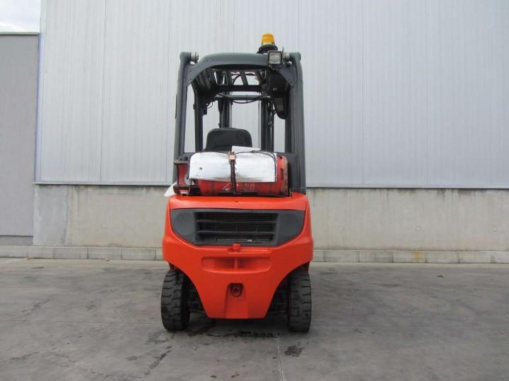 Linde H18T Triplex цена €  - 1571911040