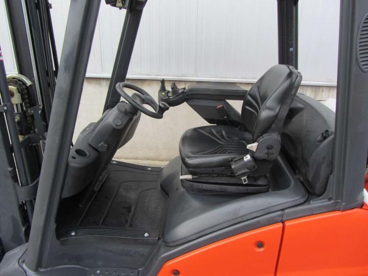 Linde H18T Triplex цена €  - 262689551