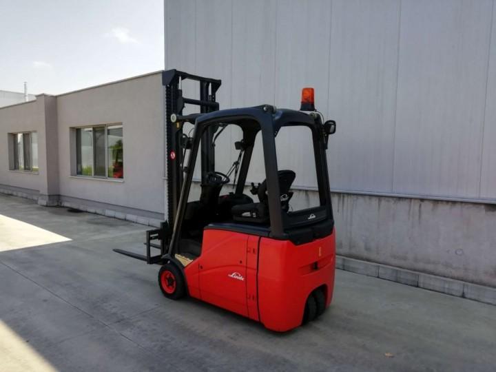 Електрокар Linde E16H Standart цена € 10,130.00 485459744