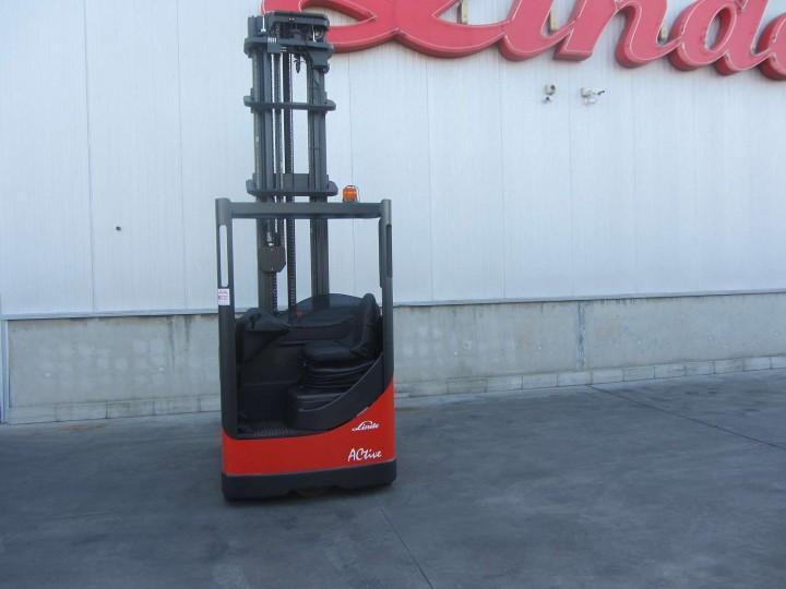 Linde R16S Triplex цена € 14,317.00 - 1061004123