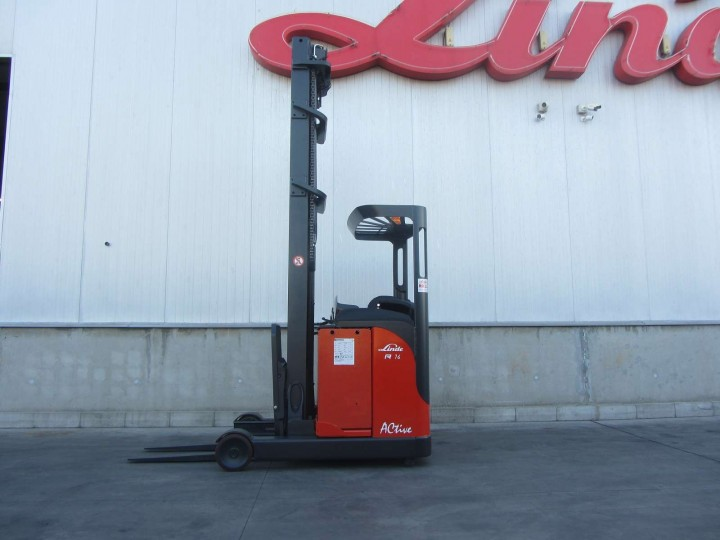 Linde R16S Triplex цена € 14,317.00 - 1648194279