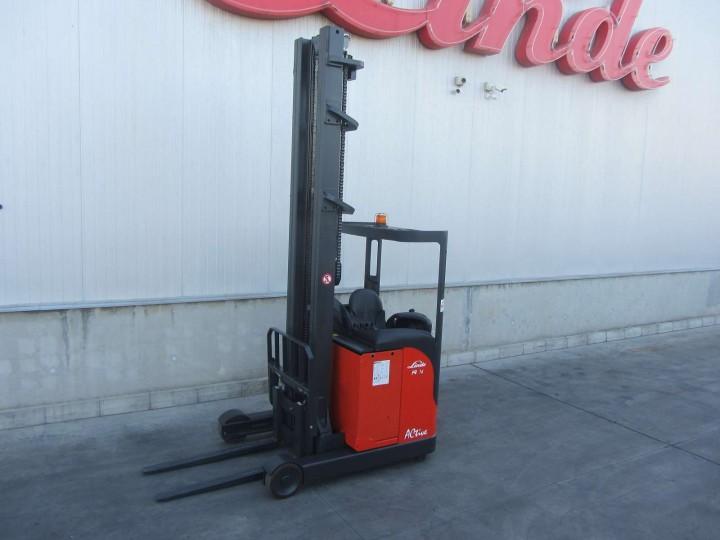 Linde R16S Triplex цена € 14,317.00 - 1367106419