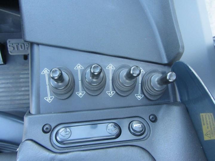 Linde R16S Triplex цена € 14,317.00 - 1433348207