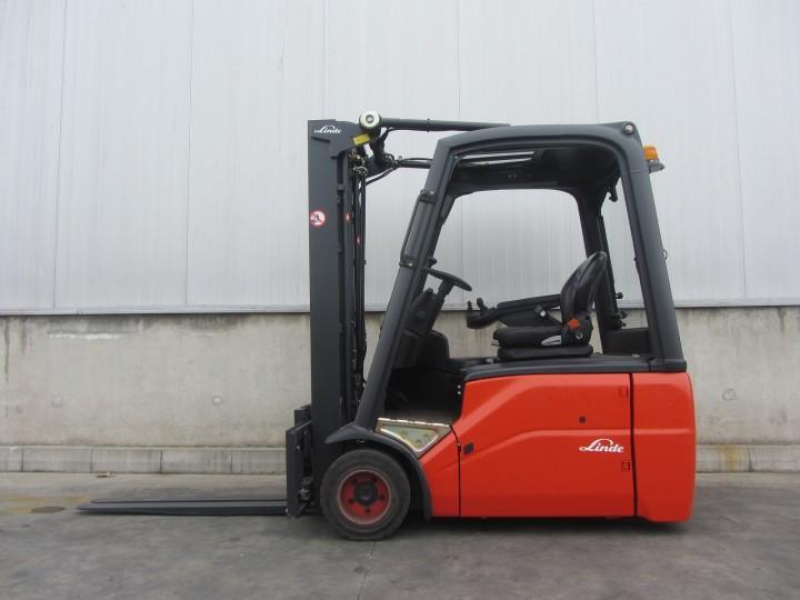 Linde E18 Triplex цена €  - 1359509331