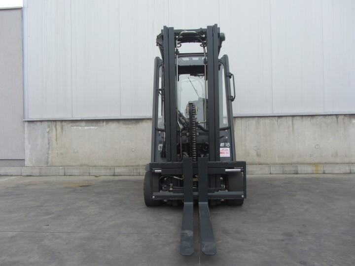 Linde E18 Triplex цена €  - 683987460