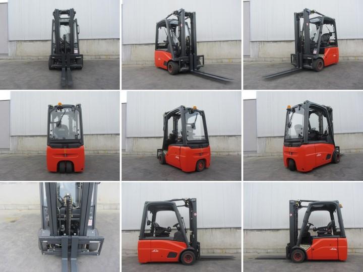 Linde E18 Triplex цена €  - 2067025164
