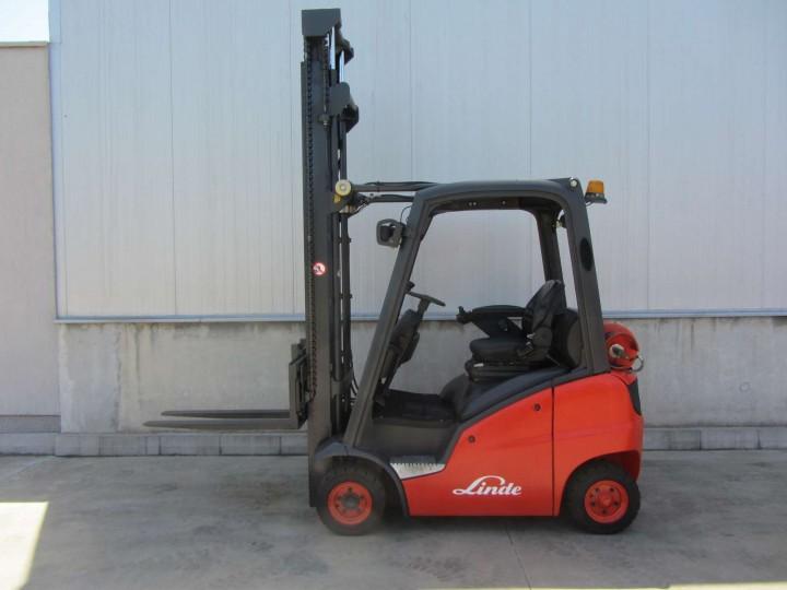 Linde H16T Standart цена € 9,715.00 - 1034300478