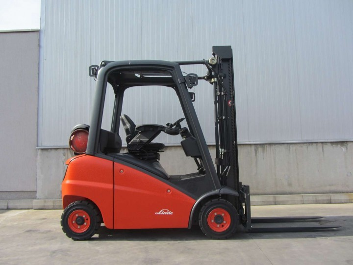 Linde H18T Standart цена €  - 1574507619