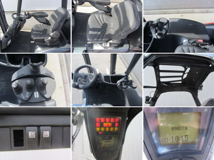 Linde H18T Standart цена €  - 1668584186