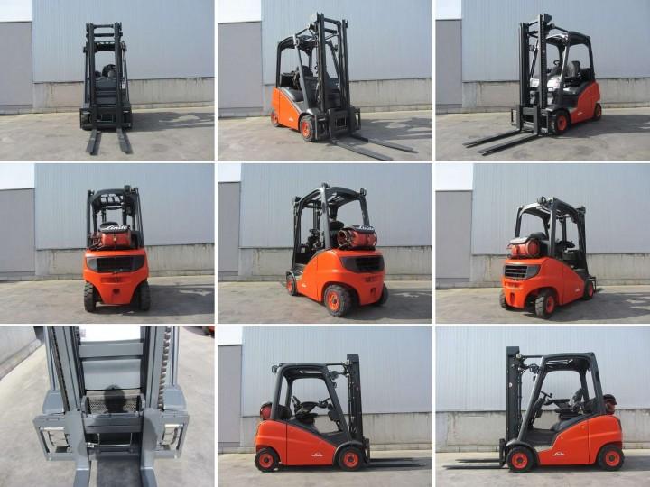 Linde H18T Standart цена €  - 202280010
