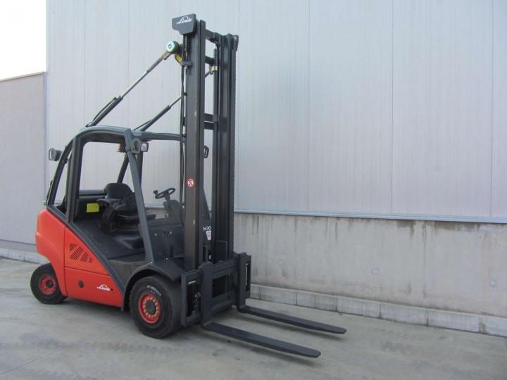 Linde H30T Standart цена € 16,300.00 - 1463283816