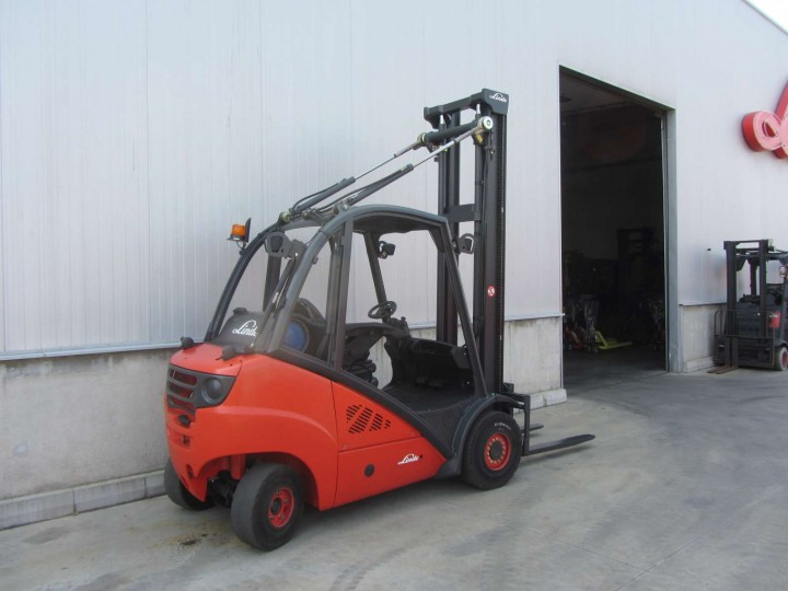 Linde H30T Standart цена € 16,300.00 - 1919050497