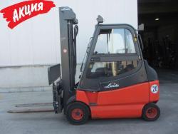 Linde E25 Triplex цена € 13,850.00 - 1595398150