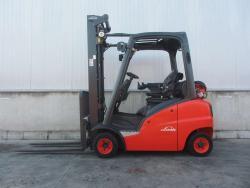 Linde H20T Triplex цена € 9,560.00 - 1285512795