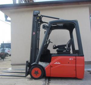 Linde E16 Standart цена €  - 1605131715