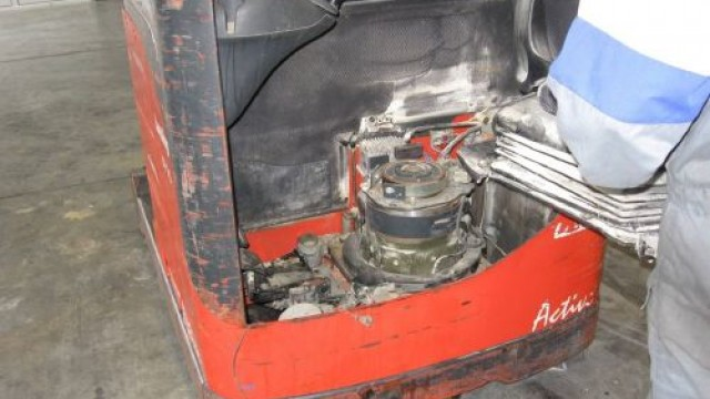 Демонтаж на ел. мотори 2
