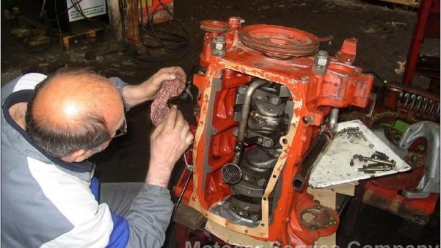 Основен ремонт на двигателя – при необходимост.