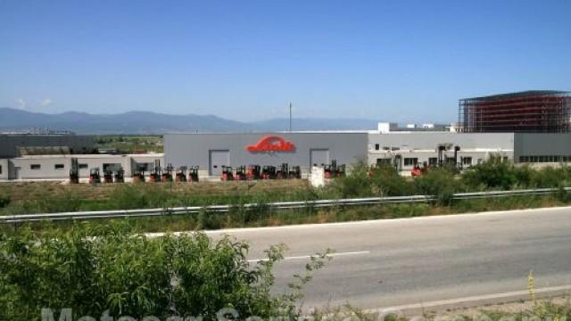 Рециклирането се извършва в индустриална зона Радиново близо до Пловдив