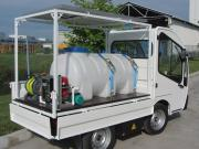 Електро камион Goupil за поливане  цена € 11,500.00 1419436522
